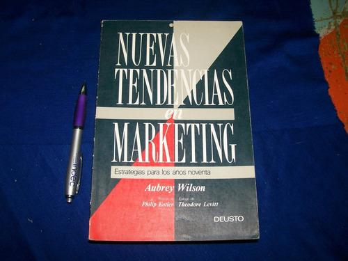 wilson aubrey, nuevas tendencias en marketing