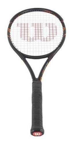 wilson burn fst 99 tennis racquet (4-1/8)