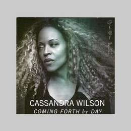 wilson cassandra coming forth by day cd nuevo