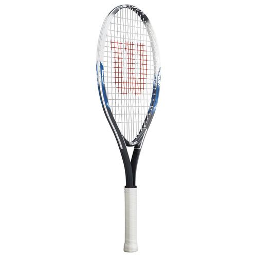 wilson junior us open tennis racquet, 25'' l