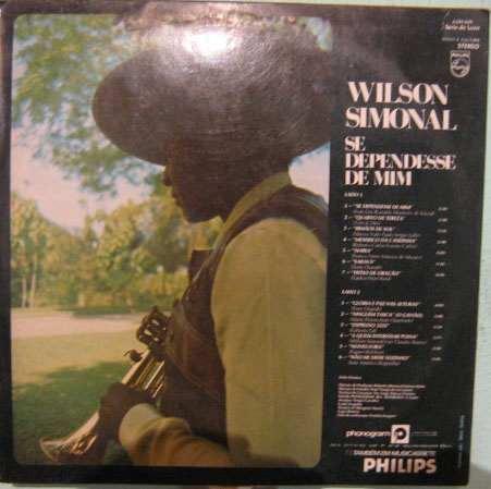 wilson simonal - se dependesse de mim - 1972