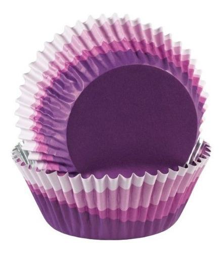wilton colorcup tazas para hornear estandar, paquete de 36,