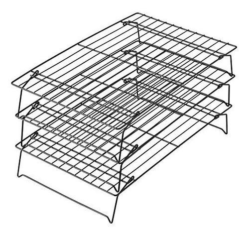 wilton excelle elite 3tier cooling rack para galletas tortas