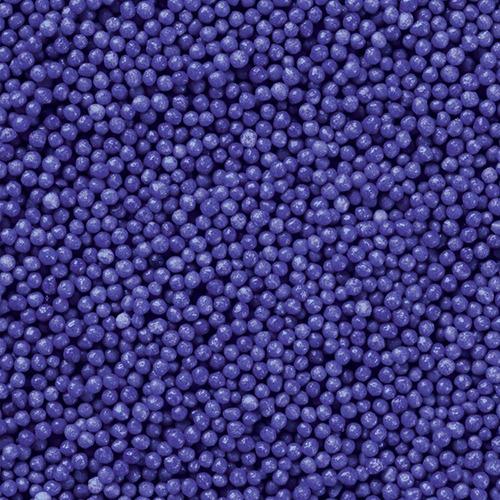 wilton sprinkles mini perlas violeta purpura 40g