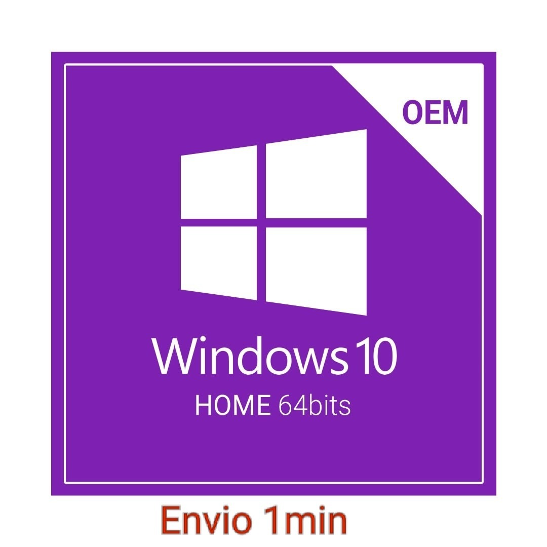 serial windows 10 home 64 bits español