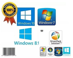 32 Bits Oem (dell) Microsoft Windows 7 Professional 64 - Informática