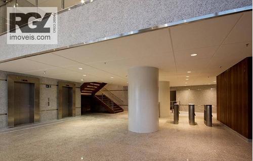win work santos sala 172m² nova com 3 vagas, andar alto, sua empresa no topo! localização privilegiada. - sa0067