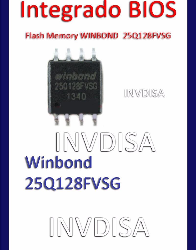 Winbond Bios 25q128fvsg W25q128fv W25q128fvsg