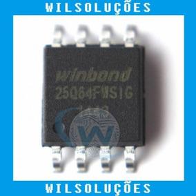 Winbond W25q64fwsig - 25q64fwsig - 25q64fw - 25q64 - Virgem