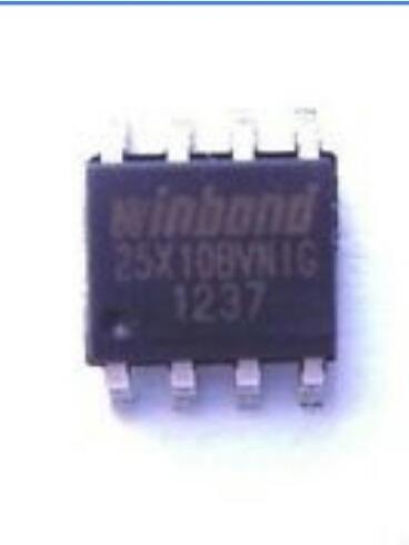 winbond w25x10bvnig