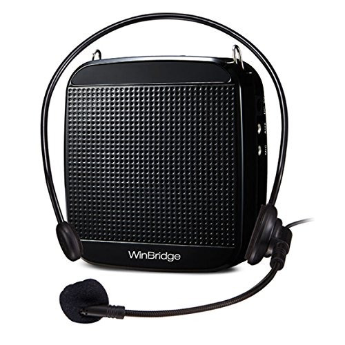winbridge wb003 amplificador de voz portátil de alta...