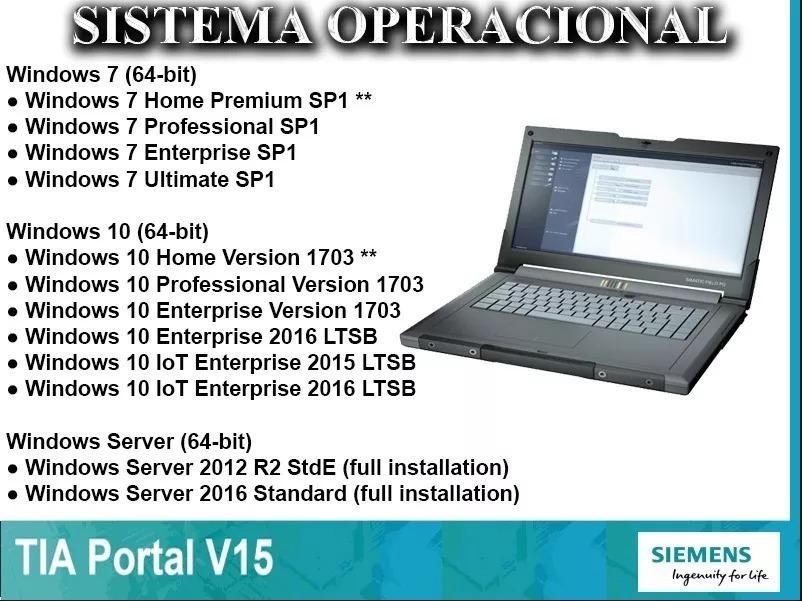 Wincc Rt Professional V15 + Wincc Client +webux+webnavigator