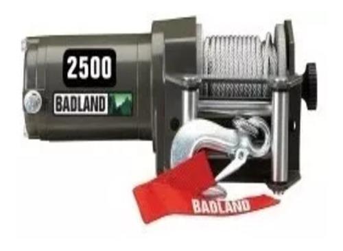 winch electrico 2500 lbs atv / utv