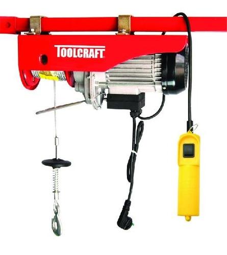 winch malacate polipasto eléctrico de 200/400 kilos tc3414