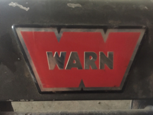 winch warn xd9000i