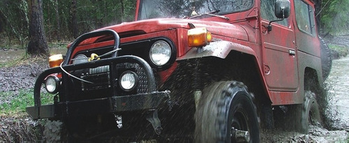winche eléctrico carro 6000 lbs 28 mts bada 12v 4x4 camionet