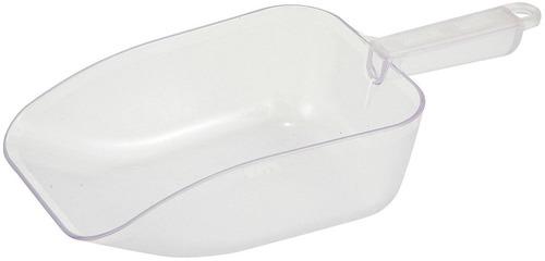 winco white cuchara de plástico utilitaria, 5 + envio gratis