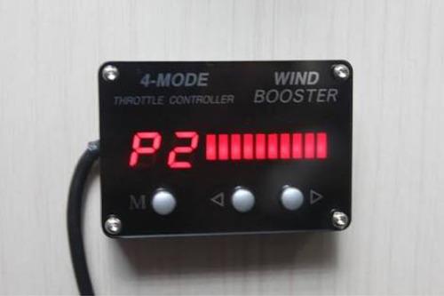windbooster pedal aceleración auto turbo vw audi bmw gcp