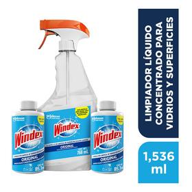 Windex Limpiador Para Vidríos - Trigger