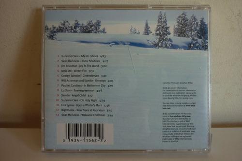 windham hill musica navideña instrumental musica navidadeña