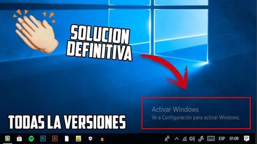 windows 10 32 y 64bits - genuino - no crack - facturado!