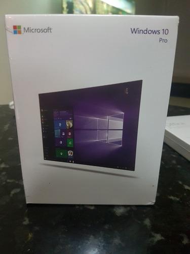 windows 10 pro caja original