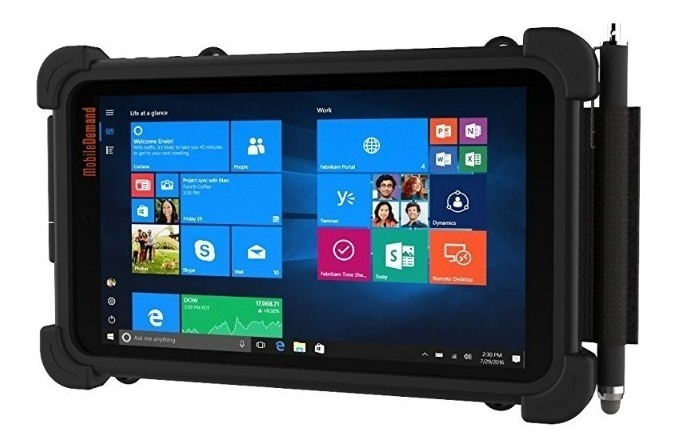 Windows 10 Pro Rugged Tablet Military