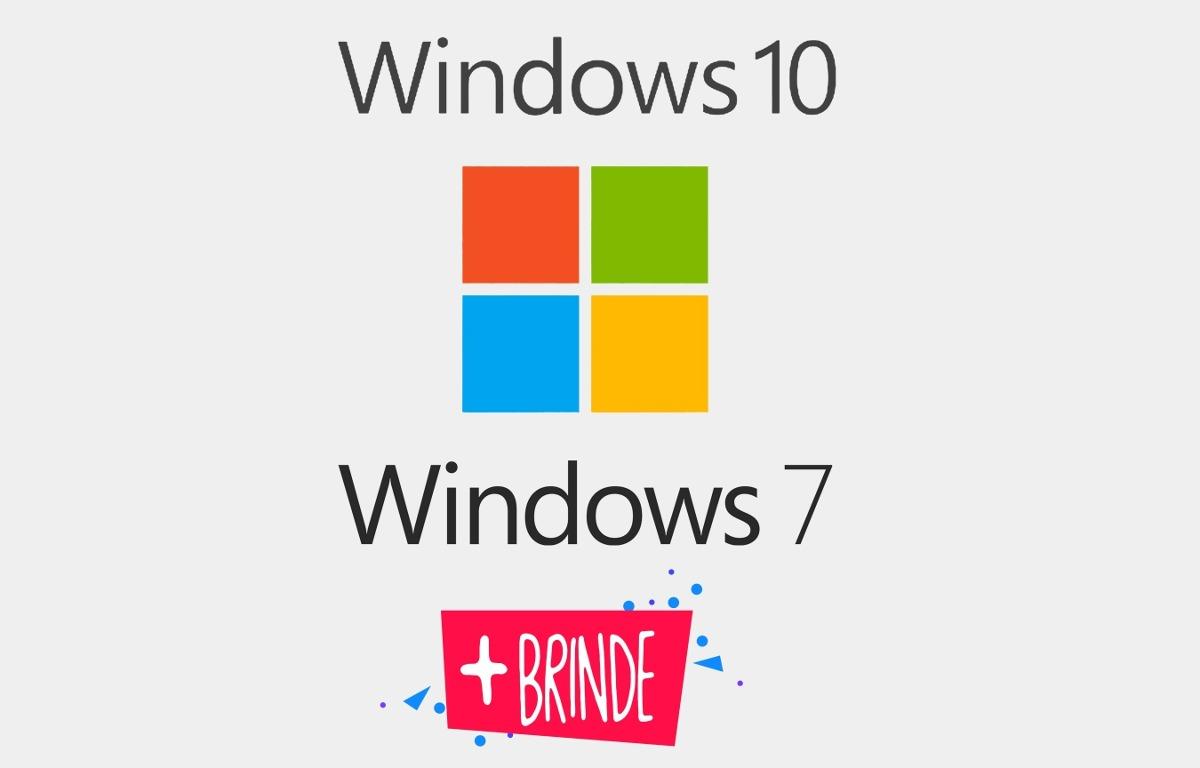 ativação windows 7 2018
