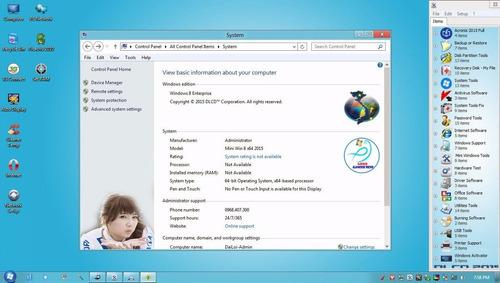 windows 7 live, herramienta tecnica