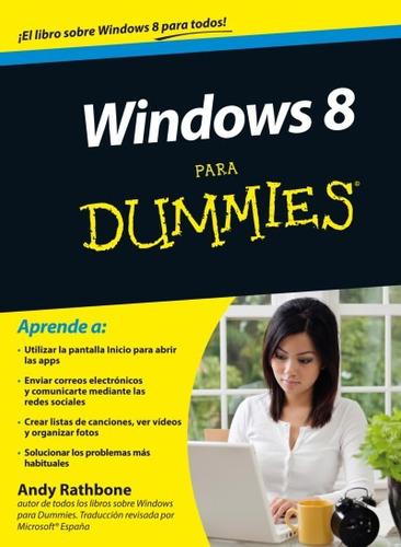windows 8 para dummies(libro windows)