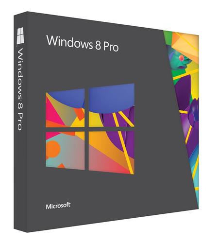 windows 8 pro so 32/64 bits genuino sellado