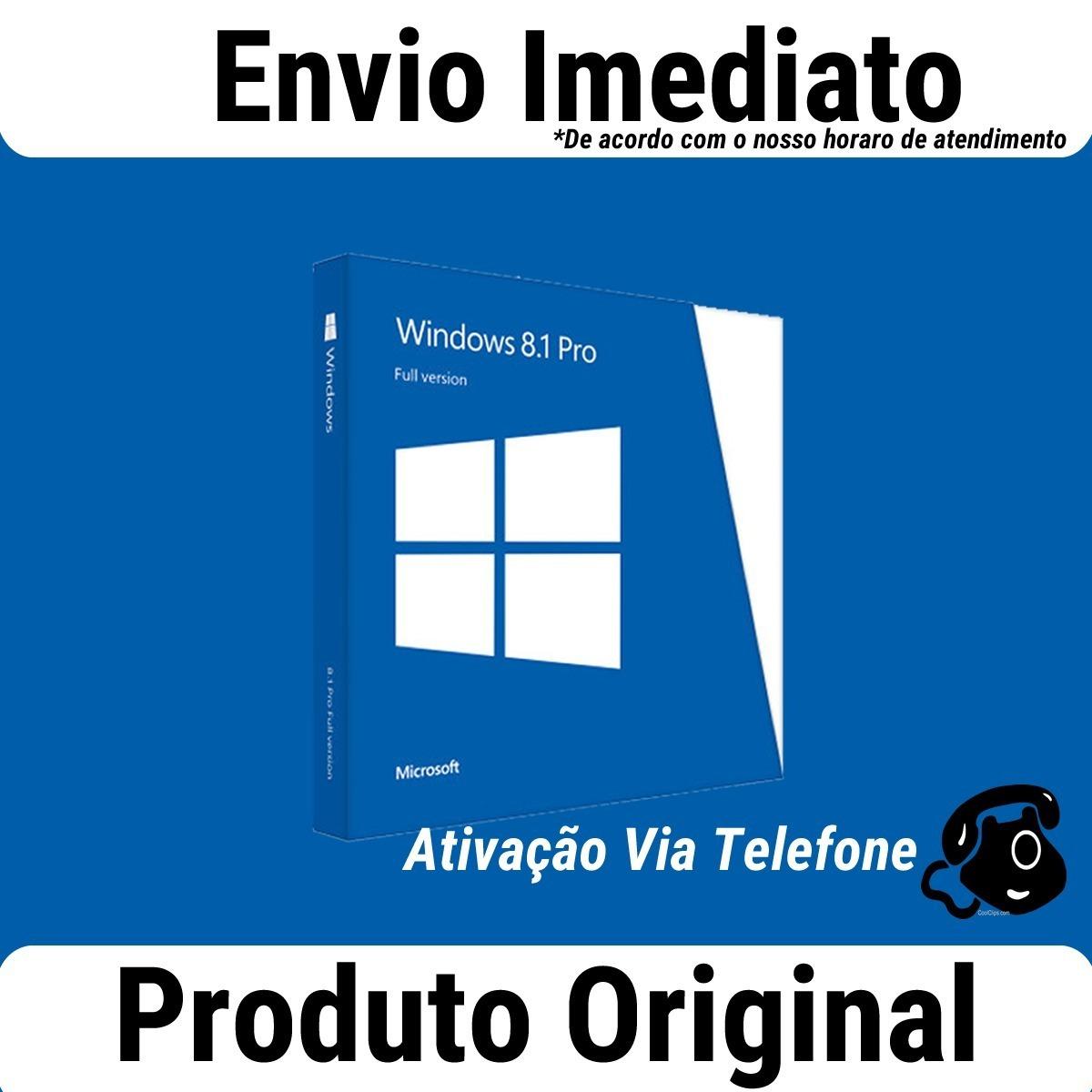 serial original de windows 8.1 pro 64 bits