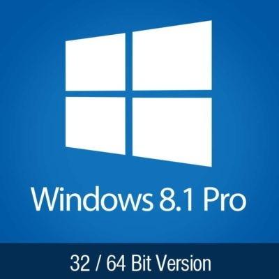 claves windows 8.1 pro 64 bits