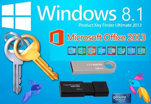windows 8.1 professional usb 16 gb preactivado