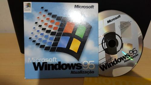 windows 95 atualizacao original bom estado