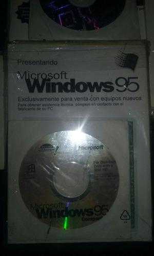 windows 95,98,.me y xp licencias
