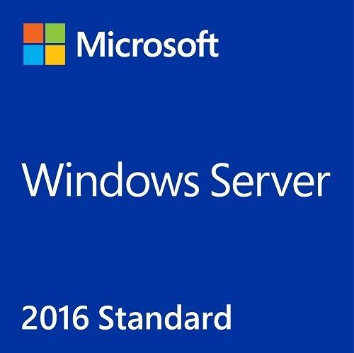 windows server 2016 standar + 25 cal remote desktop