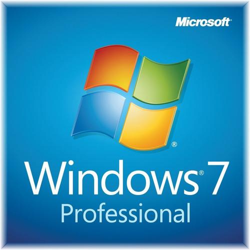windows7 pro oficial / guía instalación / certificado