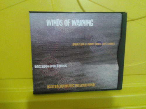 winds of warning - australian music international