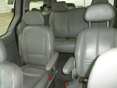 windstar 2003 limited,accidentada,motor 3.8,automatica