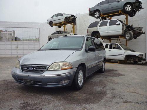 windstar 2003 limited,accidentada,motor 3.8,automatica