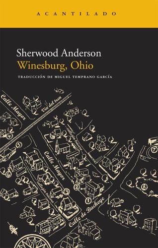winesburg ohio, sherwood anderson, acantilado