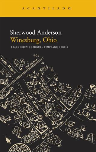 winesburg, ohio(libro )
