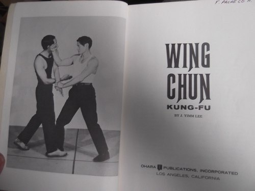 wing chun kung fu yimm lee ingles chinese self defense