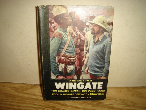 wingate - christopher sykes