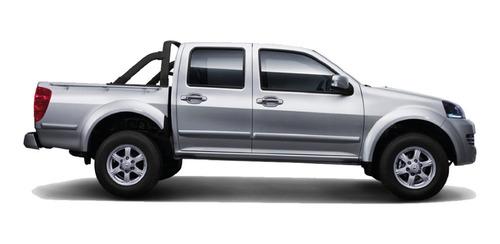 wingle  5 2.4 4x4 cabina doble gasolina cd - camioneta