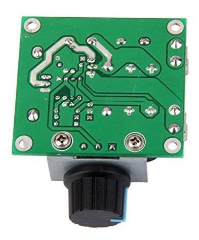 WINGONEER 12V-40V 10A PWM DC Motor Speed Controller w// Knob