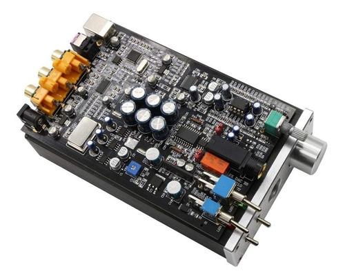 wingoneer fx audio dac-x6 amplificador de audio digital...