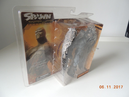 wings of redemption spawn 21 alternate mc farlane boneco new