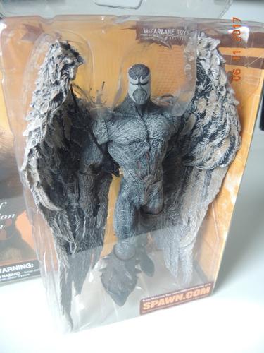wings of redemption spawn 21 alternate mc farlane coleção